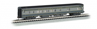 Bachmann N 85 FT Smooth-Sided Observation - Baltimore & Ohio®