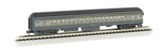 Bachmann N 72 FT Heavyweight Coach car - Baltimore & Ohio®