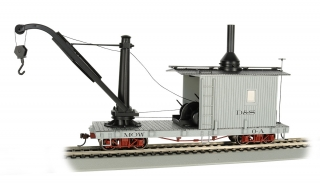 Bachmann On30 Derrick Car - Durango & Silverton