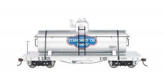 Bachmann On30 Tank Car - Standard Oil