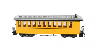 Bachmann On30 Passanger Car - Bumble Bee