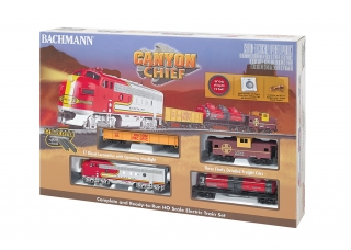 Start set HO BACHMANN - Canyon Chief