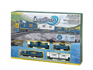 Start set HO BACHMANN - Coastliner