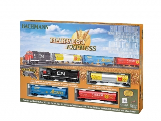 Start set HO BACHMANN - Harvest Express