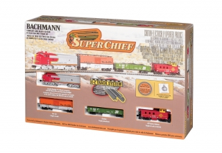 Start set N BACHMANN - Super Chief