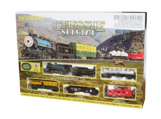 Start set HO BACHMANN - Chessie Special