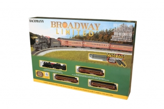 Start set N BACHMANN - The Broadway Limited
