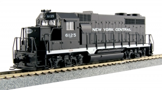Kato HO EMD GP35 - New York Central #6125