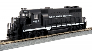Kato HO EMD GP35 - New York Central #6126