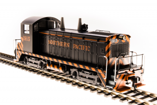 Broadway Limited EMD NW2 Switcher, SP #1930, Tiger Stripe - DCC + Sound