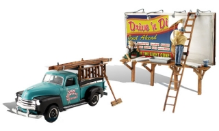 Woodland Scenics - Sign Slingers - HO Scale