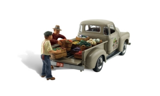 Woodland Scenics - Paul's Fresh Produce - HO Scale