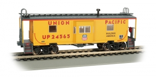 Bachmann HO Bay Window Caboose - Union Pacific