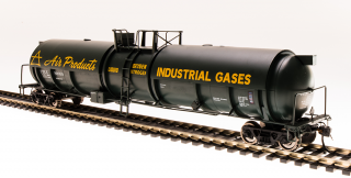 "Broadway Limited HO - Cryogenic Tank Car ""Air Products"" - 2ks"