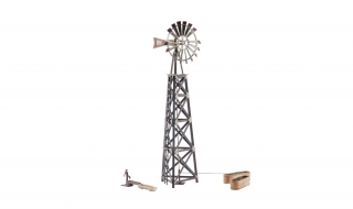 Woodland Scenics Old Windmill - O Scale