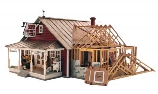 Woodland Scenics Country Store Expansion - O Scale