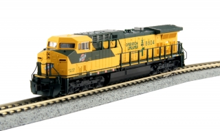 KATO N GE AC4400CW - Chicago & North Western #8804
