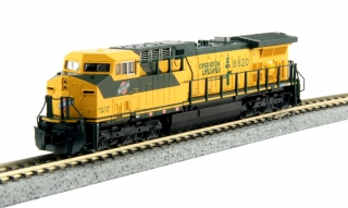 KATO N GE AC4400CW - Chicago & North Western #8820