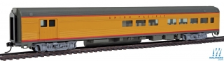 Walthers Mainline HO 85' Budd Baggage-Lounge - Union Pacific