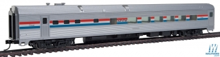 Walthers Mainline HO 85' Budd Diner - Amtrak Phase III