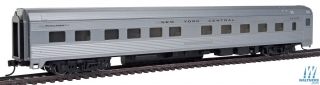 Walthers Mainline HO 85' Budd 10-6 Sleeper - New York Central