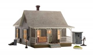 Woodland Scenics Old Homestead - HO Scale
