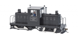 Bachmann On30 Whitcomb 50-Ton - Midwest Quarry - DCC