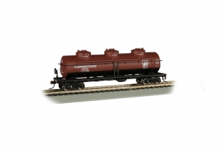 Bachmann HO 40 FT Three-Dome Tank Car - Pennsylvania #498647