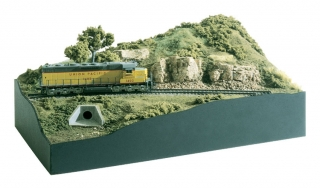 "Woodland Scenics ""The Scenery Kit"" - HO stavba diorama"
