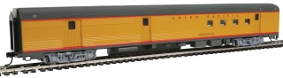 Walthers Mainline HO 85' Budd Baggage-Railway Post Office - Union Pacific