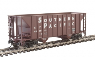 Walthers 34' 100-Ton 2-Bay Hopper - Southern Pacific #465018