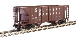Walthers 34' 100-Ton 2-Bay Hopper - Southern Pacific #465032
