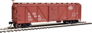 Walthers Mainline HO 40' USRA Composite Boxcar - New York Central #277361