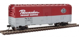 Walthers Mainline HO 40´ AAR 1944 Boxcar - New York Central #174011