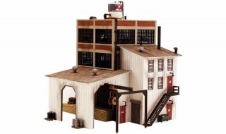 Woodland Scenics Live Wire Manufacturing - HO Scale Kit