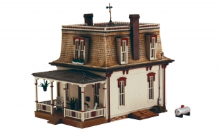 Woodland Scenics Our House - HO Scale Kit