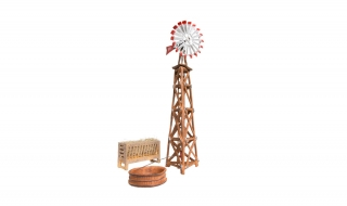 Woodland Scenics Windmill - N Scale