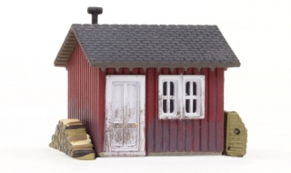 Woodland Scenics Work Shed - N Scale