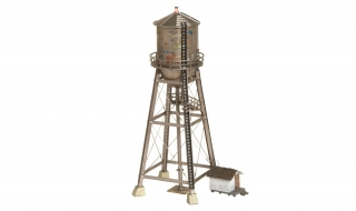 Woodland Scenics Rustic Water Tower - N Scale