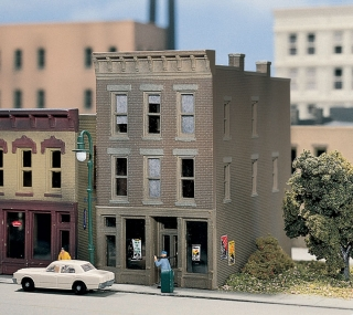 Woodland Scenics Bruce's Bakery - N Scale Kit