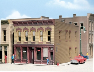 Woodland Scenics Hayes Hardware - N Scale Kit