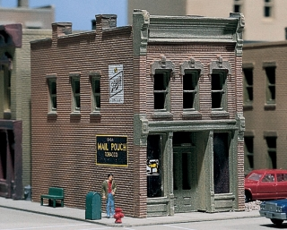 Woodland Scenics Cricket's Saloon - N Scale Kit