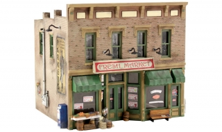 Woodland Scenics Fresh Market - N Scale Kit