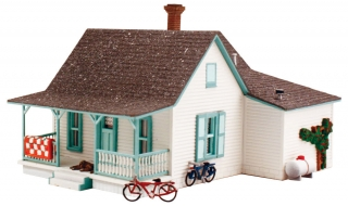 Woodland Scenics Country Cottage - N Scale Kit