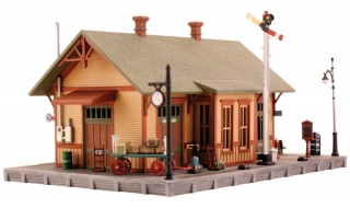 Woodland Scenics Woodland Station - N Scale Kit