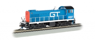 Bachmann HO Alco S4 - Grand Trunk #8087