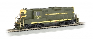 Bachmann HO EMD GP9 - Canadian National #1720 - DCC