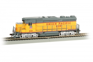 Bachmann HO GP30 - Union Pacific #839 - DCC + Sound