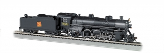 Bachmann HO 4-6-2 Light Pacific - Grand Truck Western #562 - DCC + Sound