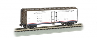 Bachmann HO 40 FT Wood-side Refrigerated - Merchant's Despatch